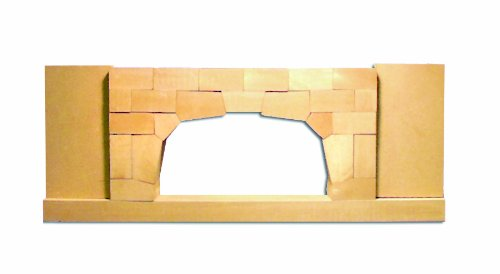 American-Educational-Precision-Cut-Wood-Roman-Arch-Model-17-12-Length-x-2-Width-x-7-Height-0-0