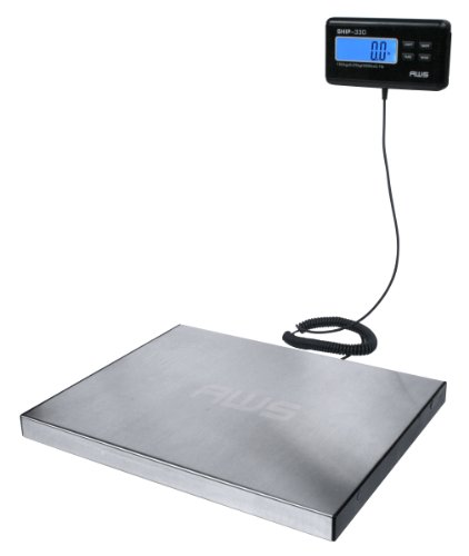 American-Weigh-Scale-Ship-330-Digital-Shippingpostal-Scale-330-Pounds-X-01-Pounds-0