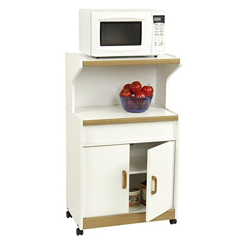 Ameriwood-Microwave-Cart-Work-Center-0