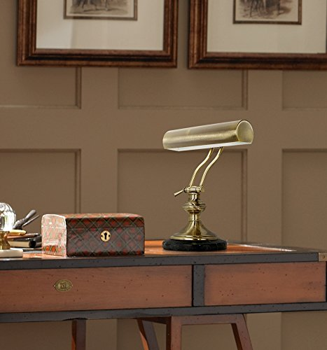 Antique-Brass-With-Marble-Piano-Desk-Lamp-0-0