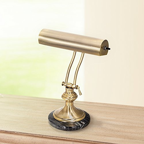 Antique-Brass-With-Marble-Piano-Desk-Lamp-0-1