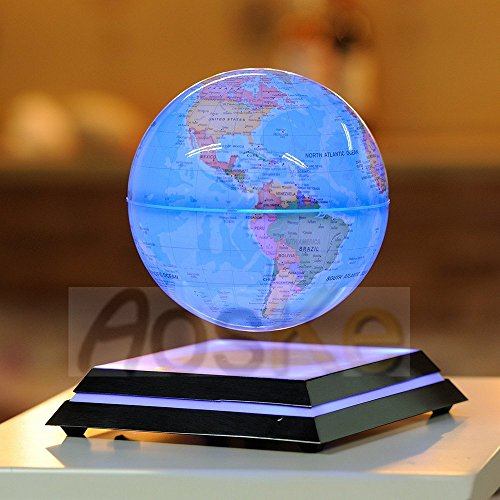 Aoske-levitation-globe-LED-Light-Globes-Luminous-Globes-Floating-Globe-Globe-with-Maglev-Globe-levitating-globe-0