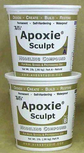 Apoxie-Sculpt-4-Lb-белый-эпокси-Клей-0