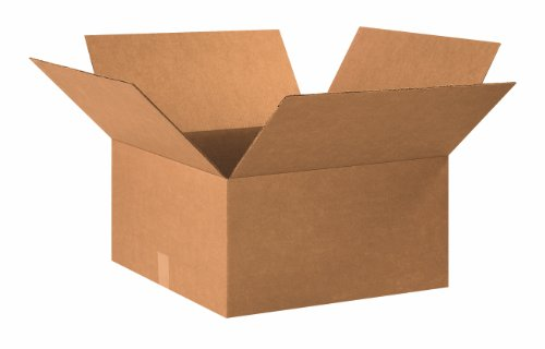 Aviditi-202010-Corrugated-Box-20-Length-x-20-Width-x-10-Height-Kraft-Bundle-of-15-0