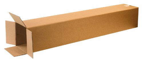 Aviditi-8848-Tall-Corrugated-Box-8-Length-x-8-Width-x-48-Height-Kraft-Bundle-of-20-0