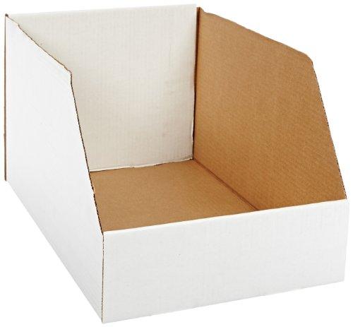 Aviditi-BINJ121810-Jumbo-Open-Top-Bin-Box-18-Length-x-12-Width-x-10-Height-Oyster-White-Case-of-25-0