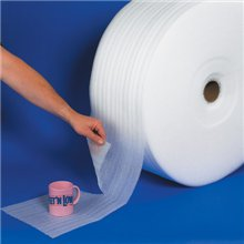 Aviditi-FWUPS18S12P-Polyethylene-UPSable-Perforated-Air-Foam-Roll-350-Length-x-12-Width-x-18-Height-White-0