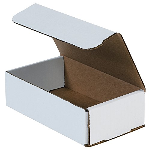 Aviditi-M863-Corrugated-Mailer-8-Length-x-6-Width-x-3-Height-Oyster-White-Bundle-of-50-0