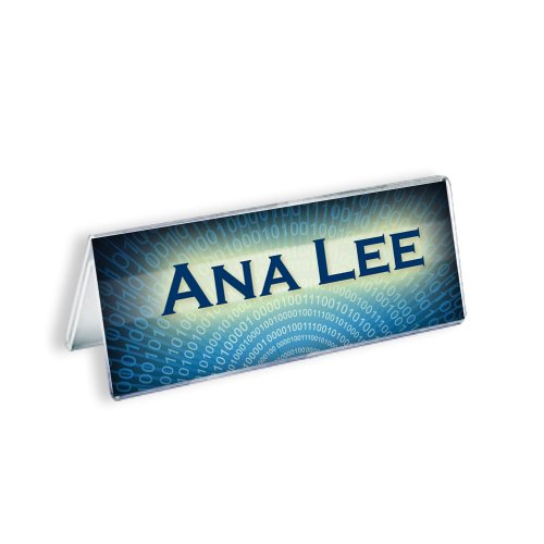 Azar-192805-Two-Sided-Stand-Up-8-12-Inch-Width-by-3-Inch-Height-Nameplate-10-Piece-Set-0-1