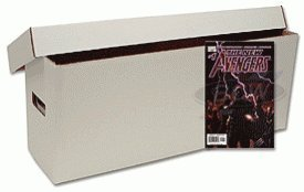 BCW-Long-Comic-Book-Storage-Box-Bundle-of-10-Corrugated-Cardboard-Storage-Box-Comic-Book-Collecting-Supplies-0