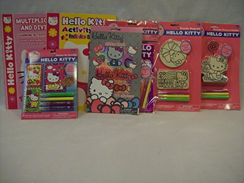 Back-to-School-Backpack-and-Supplies-Pink-Kitty-1st-3rd-Grade-0-0
