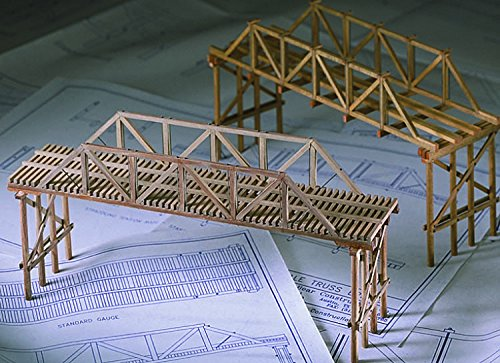Balsa-Wood-Bridge-Building-Class-Pack-Set-of-24-Kits-0-1