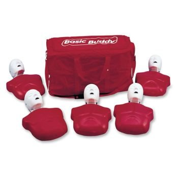 Basic-Buddy-CPR-Manikin-Pack-of-5-0