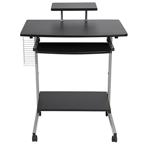 Best-Choice-Products-Computer-Desk-Cart-PC-Laptop-Table-Study-Portable-Workstation-Student-Dorm-Home-Office-0-1
