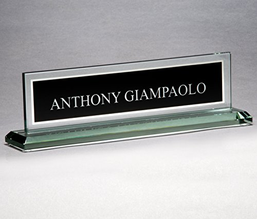 Black-Glass-Name-Plate-with-Free-Engraving-0