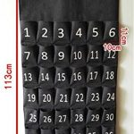 Black-Pocket-Charts-for-Classroom-Calculator-Pocket-Chart-Cell-Phone-Holder-for-School-Wooden-Chart-Holders-42-Pocktes-0-1