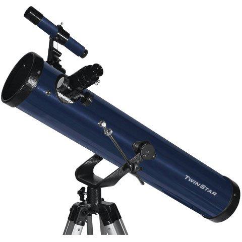 Blue-TwinStar-FirstStar-3-Reflector-Telescope-0