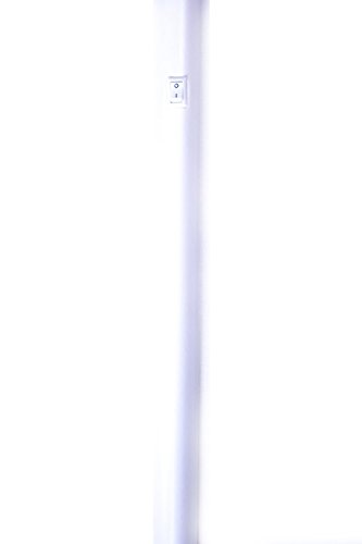 Brightech-Kuler-SKY-Color-Changing-LED-Torchiere-Floor-Lamp-RGB-Color-Changing-Lights-Compatible-with-iPhone-or-iPad-Sleek-White-Finish-0-1