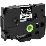Brother-HGES2415PK-Black-on-White-Extra-Strength-Adhesive-Label-Tape-0