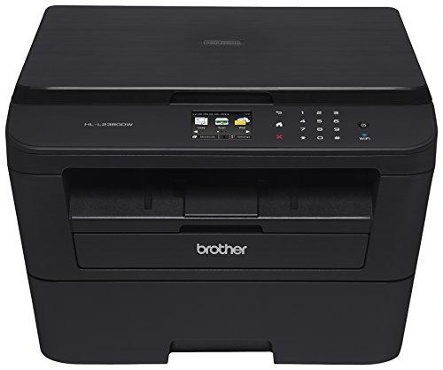 Brother-HL-L2380DW-Wireless-Monochrome-Laser-Printer-0