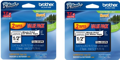 Brother-P-Touch-TZ-Tape-TZ-231-4-Value-Pack-0