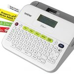 Brother-PTD400AD-Label-Maker-With-AC-Adapter-0-0