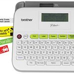Brother-PTD400AD-Label-Maker-With-AC-Adapter-0