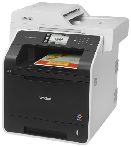 Brother-Printer-MFC-L8850CDW-Wireless-Color-Laser-Printer-with-S-Copier-and-Fax-0-0