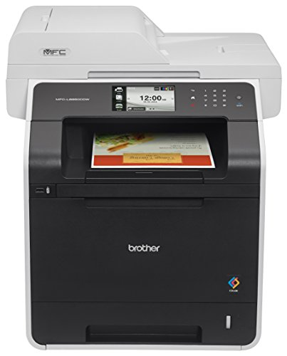 Brother-Printer-MFC-L8850CDW-Wireless-Color-Laser-Printer-with-S-Copier-and-Fax-0