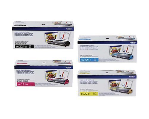 Brother-Printer-TN221X-series-Standard-Yield-Toner-Cartridge-0
