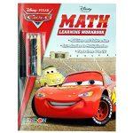 Bulk-Buys-Disney-Pixar-Cars-Math-Workbook-with-Pencils-Pack-of-96-0