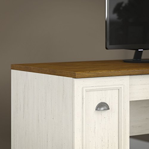 Bush-Furniture-Fairview-L-Shaped-Desk-with-Hutch-Lateral-File-Cabinet-in-Antique-White-0-0