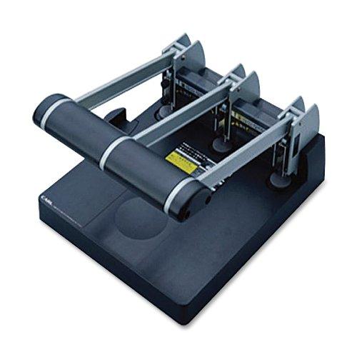CARL-63150-Model-xhc-150-extra-heavy-duty-150-sheet-3-hole-punch-932-holes-grayblue-0