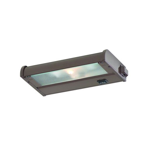CSL-Lighting-NCAX-120-8BZ-Counter-Attack-8IN-Undercabinet-Fixture-Bronze-Finish-with-Prismatic-Glass-Diffuser-0