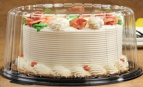 Cakesupplyshop Packaged 10inch Round Double Layer Cake