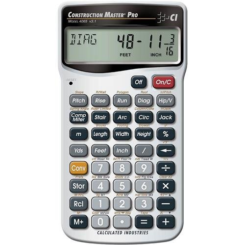 Calculated-Industries-4065-Construction-Master-Pro-Advanced-Construction-Math-Calculator-0