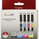 Canon-CLI-251-Creative-Park-Premium-Ink-Cartridges-Black-Cyan-Magenta-Yellow-4-color-pack-0