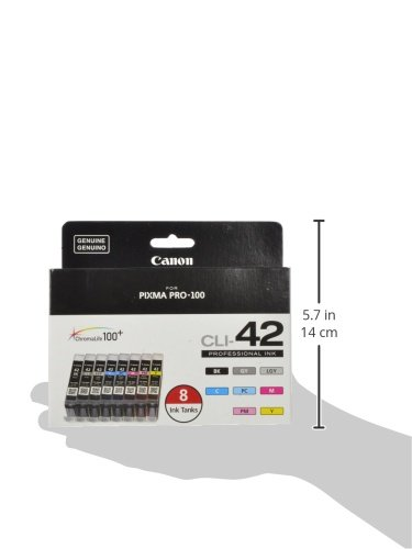 Canon-CLI-42-8-PK-Value-Pack-Ink-0