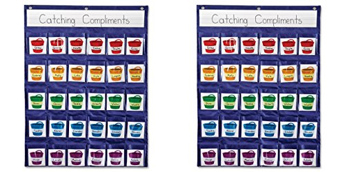 Carson-Dellosa-Positive-Reinforcement-Pocket-Chart-158161-2-Packs-0
