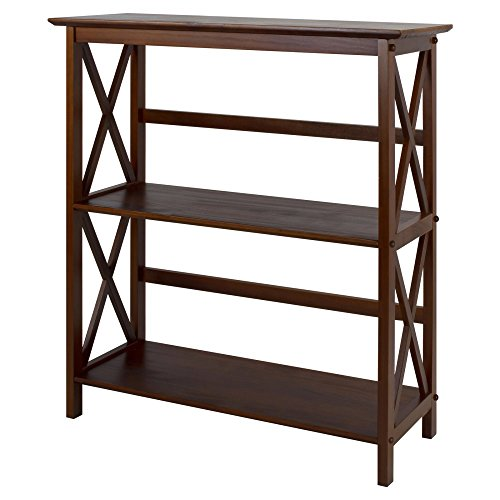 Casual-Home-Montego-3-Tier-Bookcase-0
