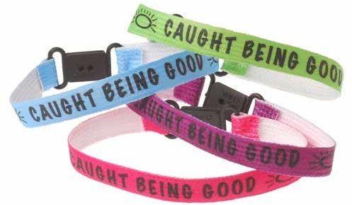 Caught-Being-Good-Bracelets-300-Pieces-Caught-Being-Good-Braceletsreward-Your-Student-Next-Time-They-Do-Something-Good-With-A-Bracelet-Comes-In-Assorted-Colors-With-The-Phrase-Caught-Being-Good-0