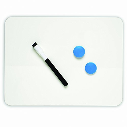 Charles-Leonard-CHL35130BN-Magnetic-Dry-Erase-Board-2-Sided-MultiPk-4-Each-0