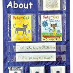 Childcraft-1435206-Think-Literacy-Pocket-Chart-for-Grade-Pre-K-to-K-29-x-43-12-Blue-0