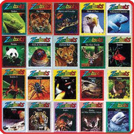 Childcraft-Zoobooks-Set-of-20-0