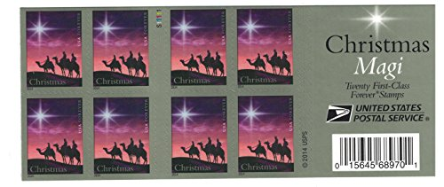 Christmas-Magi-2014-New-Issue-USPS-Forever-Stamp-0