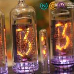Classic-Nixie-Tube-Clock-Kit-In-14-Tubes-See-Through-Acrylic-Base-0-0