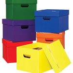 Classroom-Keepers-001333-Highsmith-Tote-and-Store-Box-10-x-12-x-15-Size-Color-1013-Height-1225-Width-1525-Length-Assorted-Pack-of-6-0