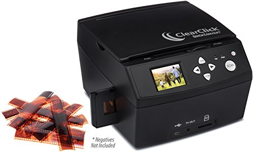 ClearClick-20-MP-QuickConvert-Photo-Slide-and-35mm-Negatives-To-Digital-Converter-with-PhotoPad-Software-8-GB-Memory-Card-0-1