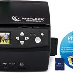 ClearClick-20-MP-QuickConvert-Photo-Slide-and-35mm-Negatives-To-Digital-Converter-with-PhotoPad-Software-8-GB-Memory-Card-0