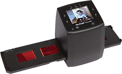 ClearClick-Film-To-USB-Converter-35mm-Slide-and-Negative-Scanner-with-23-Color-LCD-2-GB-Memory-Card-Free-USA-Tech-Support-0